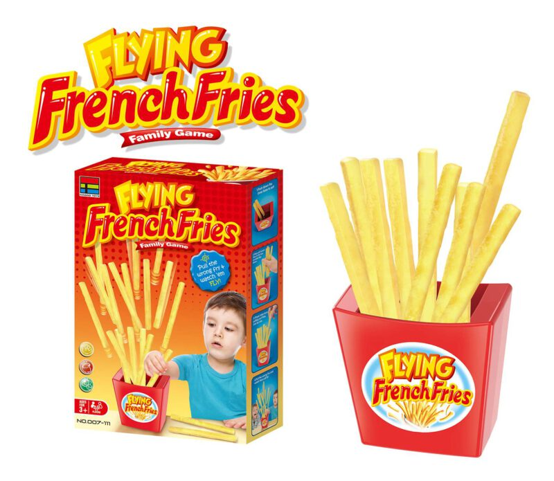 Flying French Fries