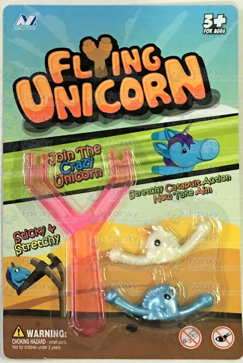 3pcs flying unicorn