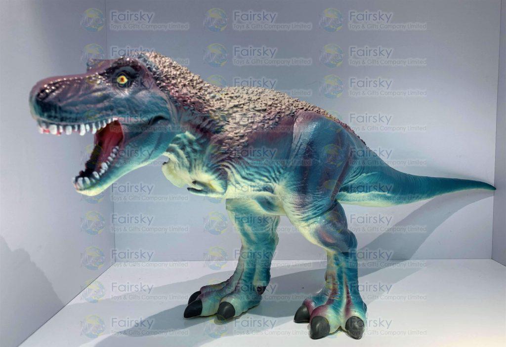 Soft Stuffed Dinosaur