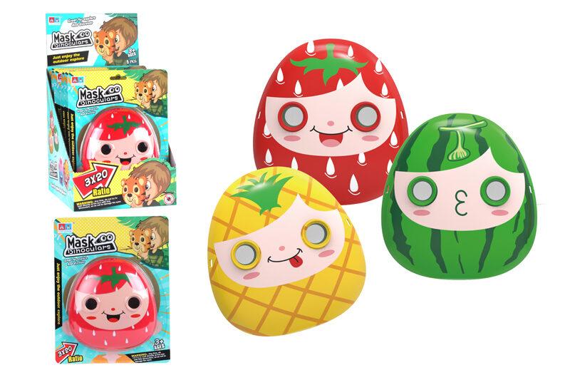Fruit Mask Binoculars