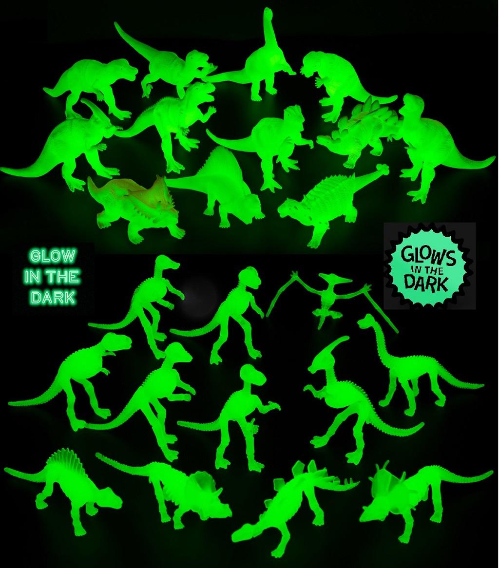 Glow in the dark Animals