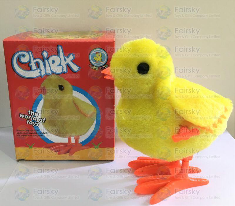 Wind Up Chicken