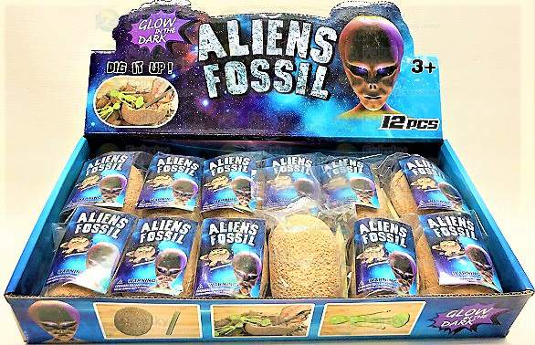 Aliens Fossil