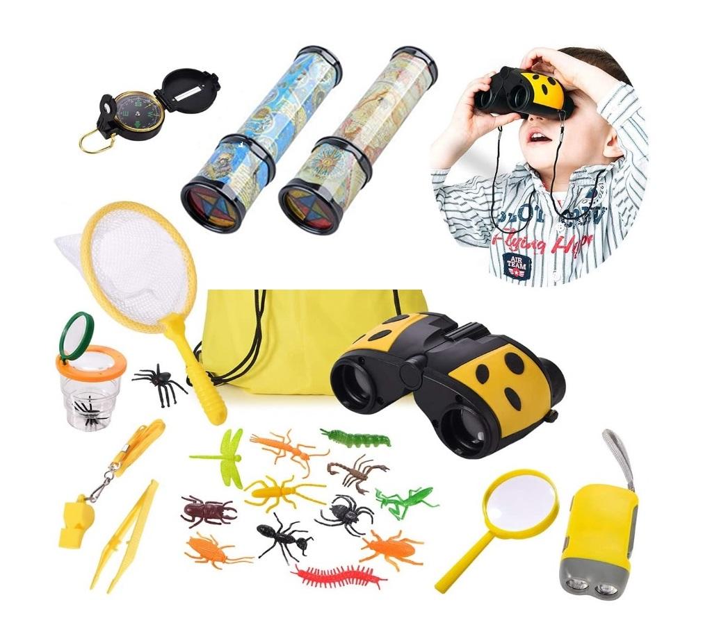 Binoculars & Kaleidoscope