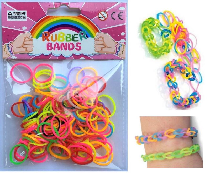 200pcs Loom Bands