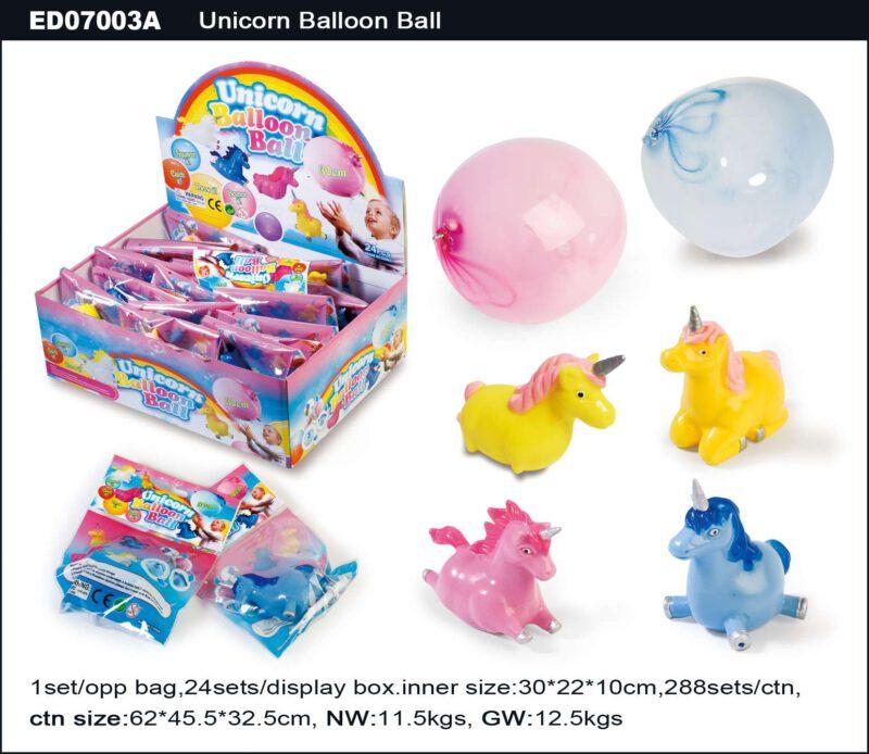 Unicorn Balloon Ball