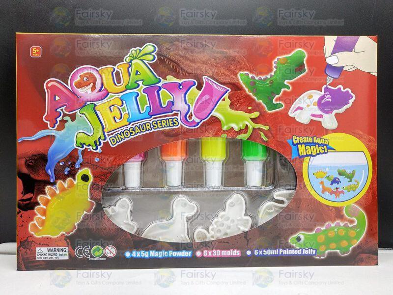 Aqua Jelly(Dinosaur)