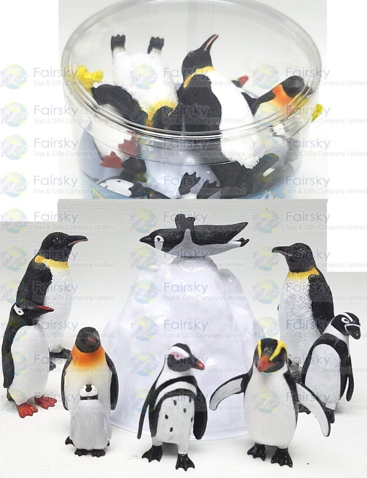 Penguins Set