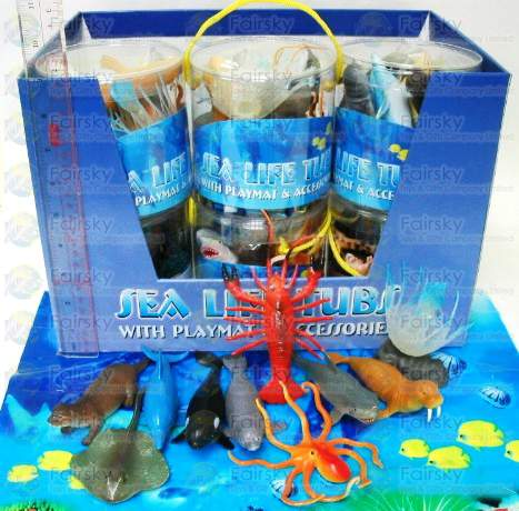 Ocean animals Set