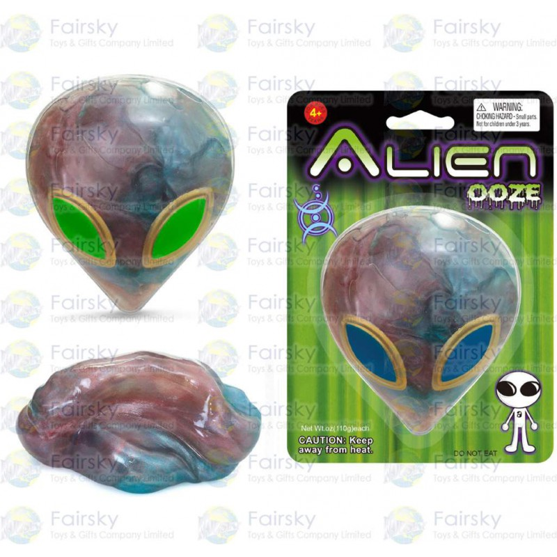 Alien head putty