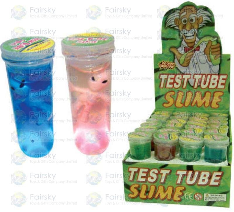 Alien test tub slime