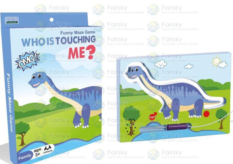 B/O Dino Maze Game
