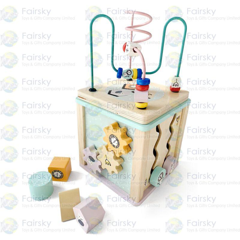 Alice Activity Cube