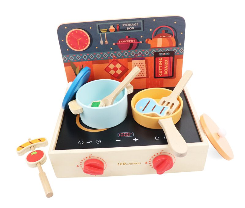 2-in-1 Mini Kitchen Set