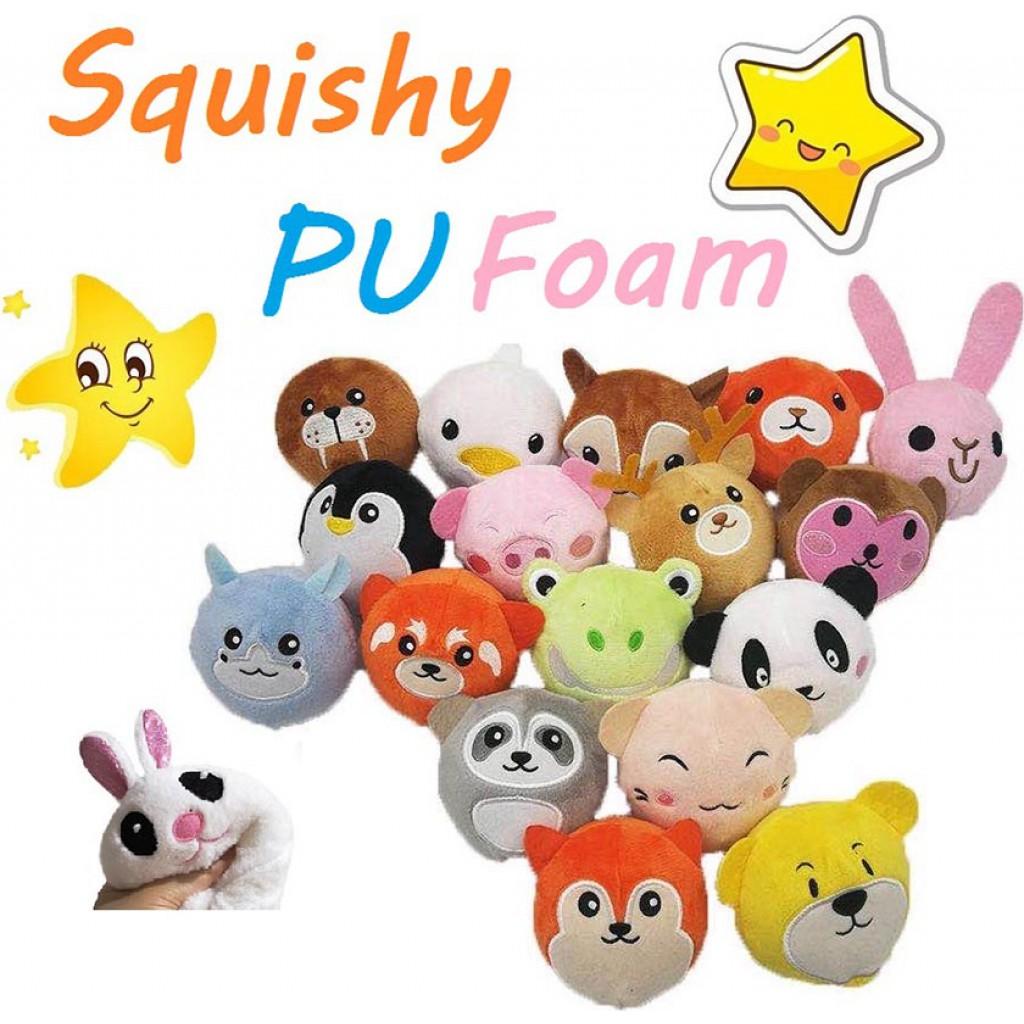 PU Soft Toys
